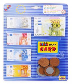 Eurogeld, Blister