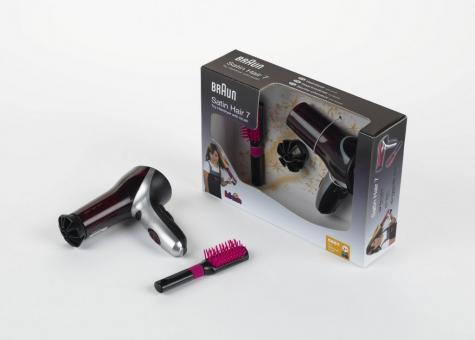 Braun Satin Hair 7 Haartrockner mit gratis Bürste
