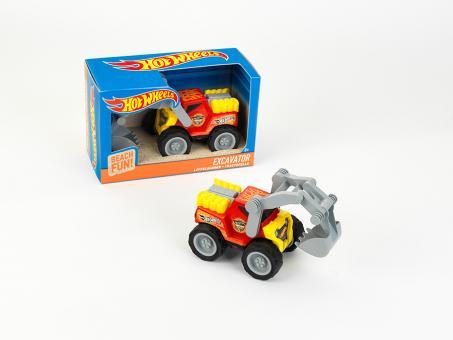 Hot Wheels LÖFFELBAGGER