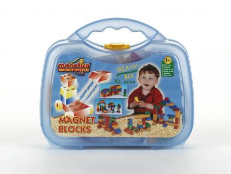 Manetico Koffer, 1+, groß