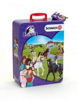 SCHLEICH HORSE CLUB Collector Case