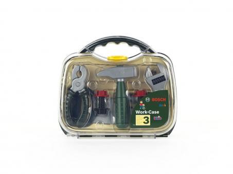 Bosch Werkzeugkoffer, mittel, transp.