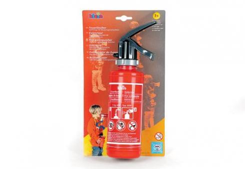 Feuerlöscher mit Wasserspritzfunktion