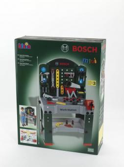 klein toys shop bosch work station gr n online kaufen. Black Bedroom Furniture Sets. Home Design Ideas